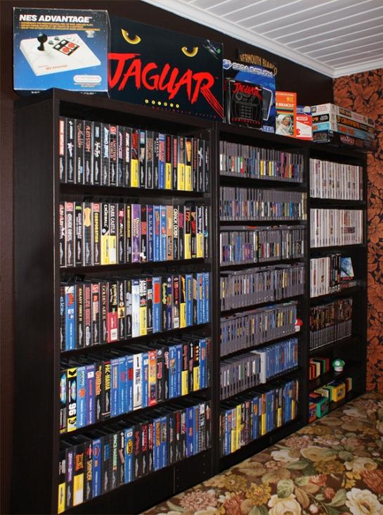 My Sega Collection Retro Video Gaming