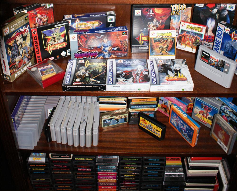 Games Retro Video Gaming - Retro games room ideas
