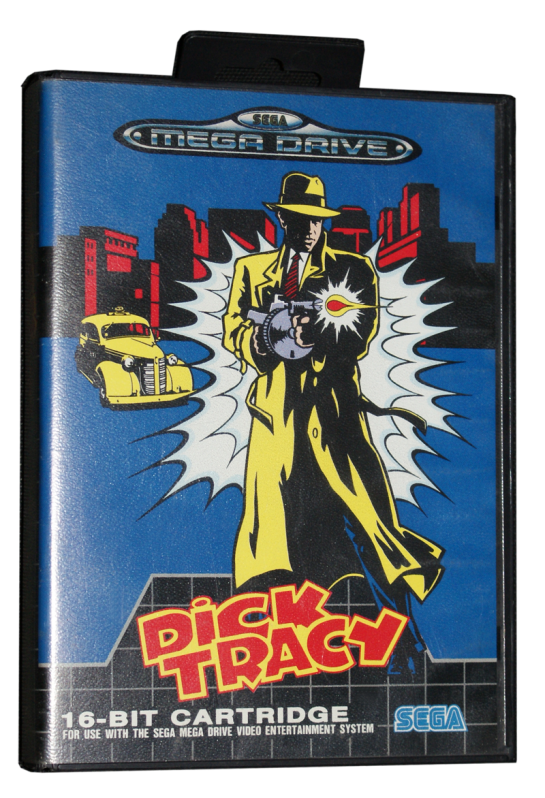 Dick Tracy for Sega Mega Drive and some other purchases