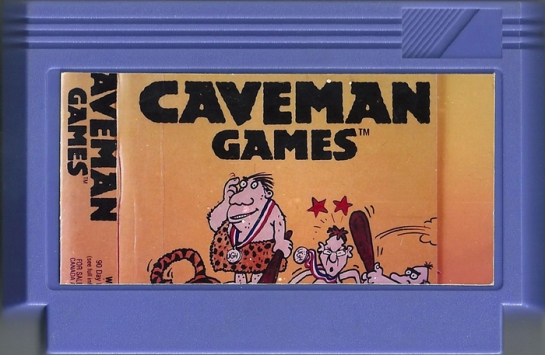 Caveman Games_500