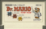 Dr. Mario - Famicom