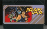 Dragon Ninja (Bad Dudes) - Famicom