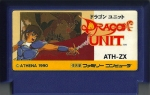 Dragon Unit (Castle of Dragon) - Famicom