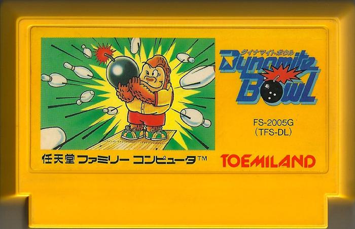 Dynamite Bowl - Famicom