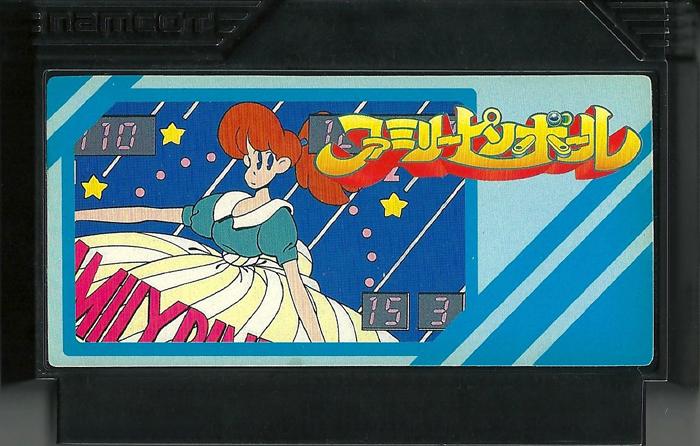 Family Pinball - Famicom