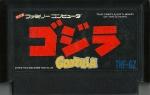 Gojira (Godzilla) - Famicom
