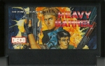 Heavy Barrel - Famicom