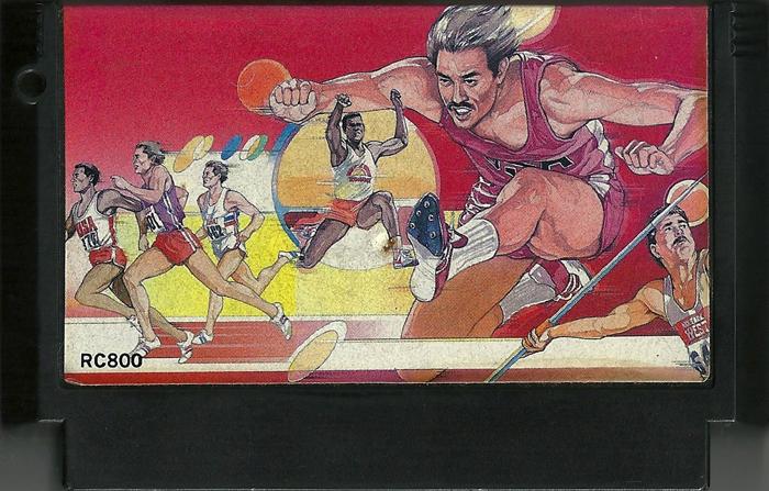 Hyper Olympic - Famicom