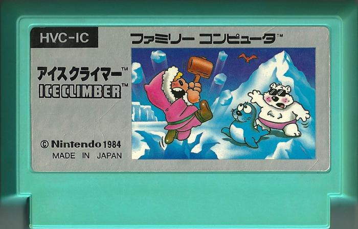 Ice Climber - Famicom