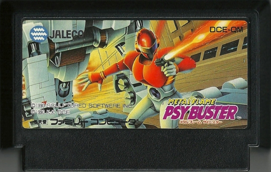 Metal Flam Psybuster