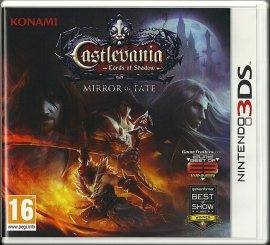 3DS - Castlevania Lords of Shadow Mirror of Fate