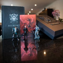 Xbox 360 - Belmont Castlevania limited edition