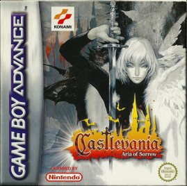 GBA - Castlevania Aria of Sorrow