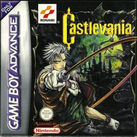 GBA - Castlevania Circle of the Moon