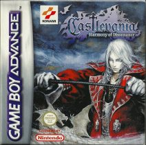 GBA - Castlevania Harmony of Dissonance