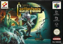 N64 - Castlevania Legacy of Darkness