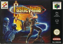 N64 - Castlevania