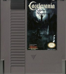 NES Hack - Castlevania Chorus of Mysteries