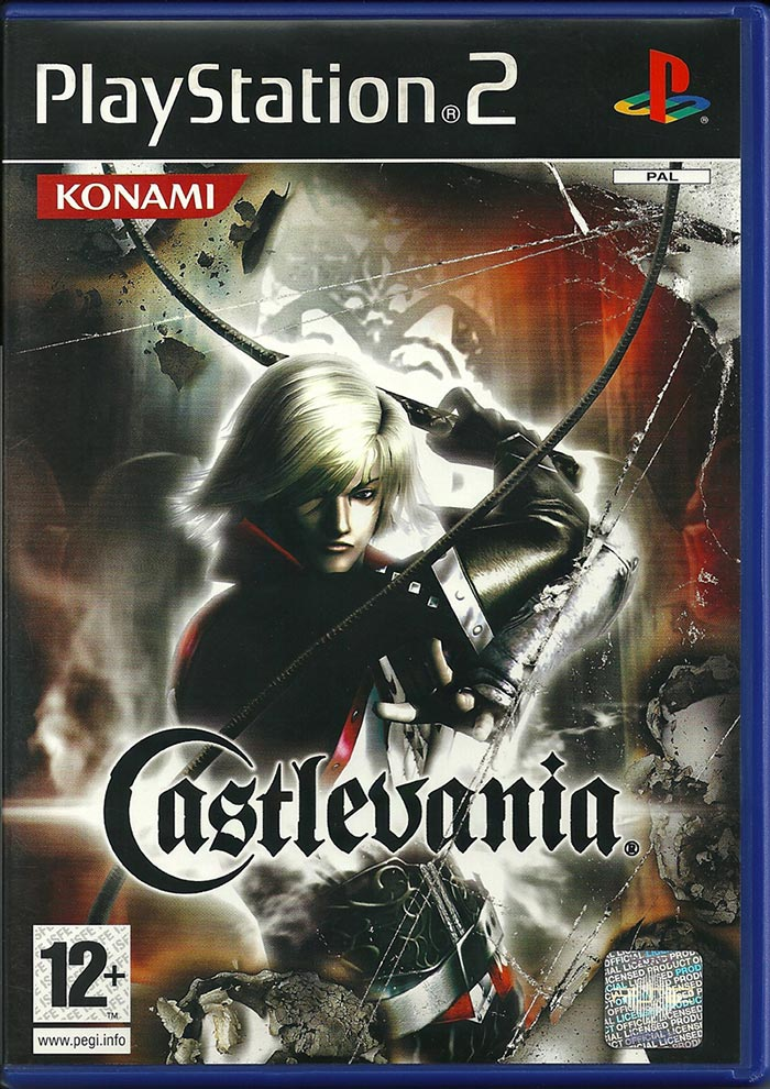 PS2 - Castlevania Lament of Innocense
