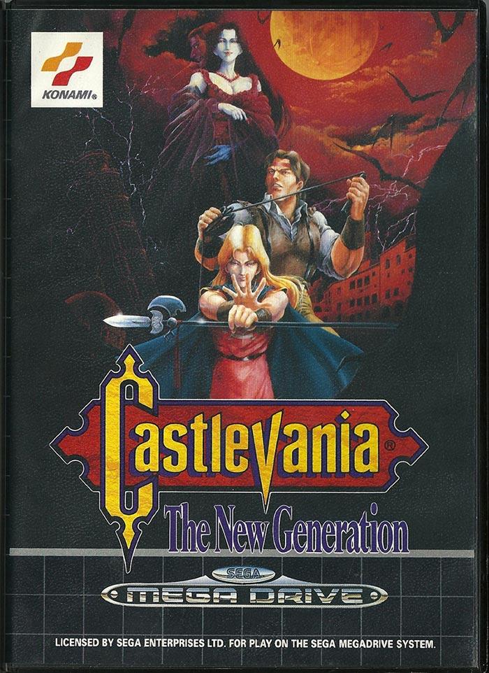 SMD - Castlevania New Generation