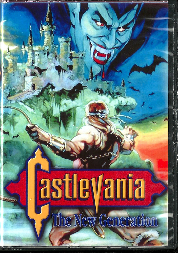 SMD - Castlevania The New Generation Pirate