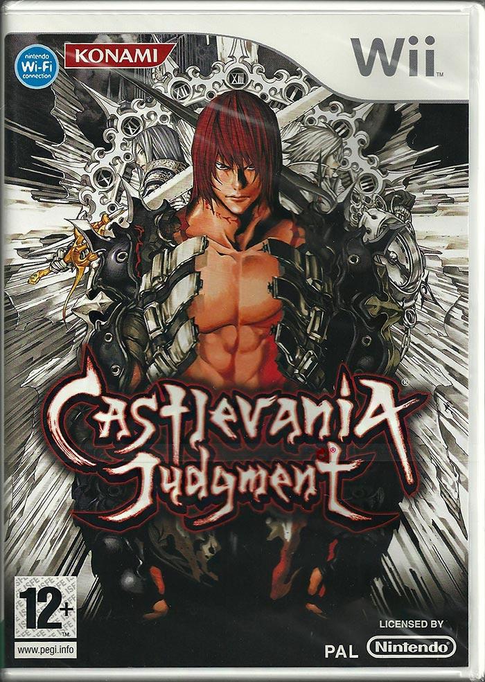 Wii - Castlevania Judgement