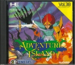Adventure Island PC Engine
