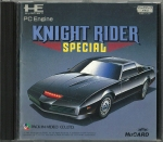 Knight Rider Special PC Engine
