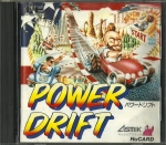 Power Drift PC Engine