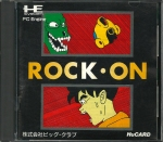 Rock On PC Engine