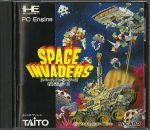 Space Invaders Fukkatsu no Hi PC Engine