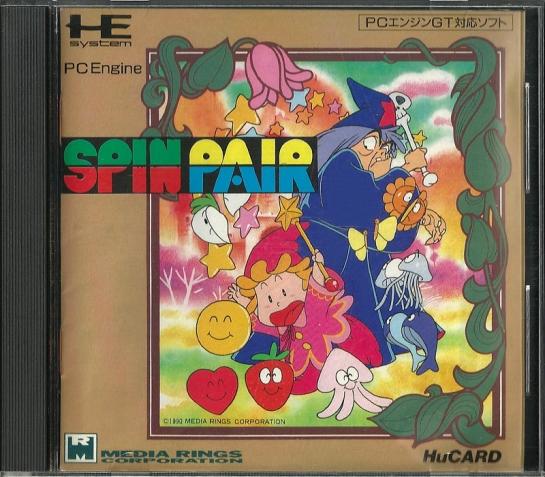 Spin Pair_