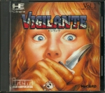 Vigilante PC Engine