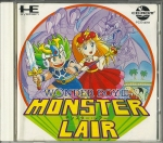 Wonderboy III - Monster Lair_