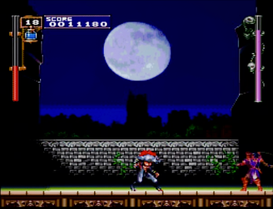 10 Castlevania Rondo of Blood Second boss