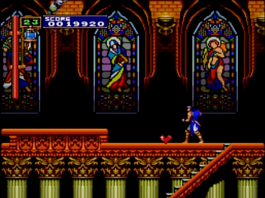 13 Castlevania Rondo of Blood Scenery
