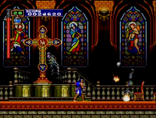 14 Castlevania Rondo of Blood Scenery