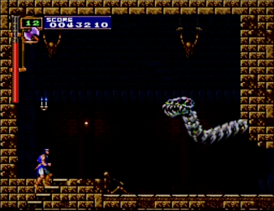 16 Castlevania Rondo of Blood that thing