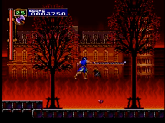 4 Castlevania Rondo of Blood Stage 1