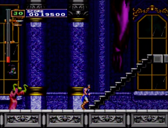 7 Castlevania Rondo of Blood Stage 2