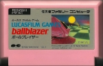 Ball Blazer - Famicom