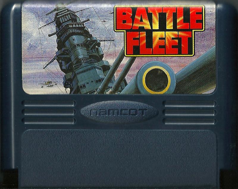Battle Fleet - Famicom