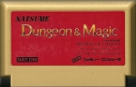 Dungeon & Magic Swords of Element - Famicom