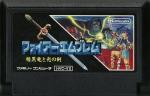 Fire Emblem Ankoku Ryuu to Hikari no Tsurugi - Famicom