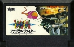 Fuzzical Fighter - Famicom