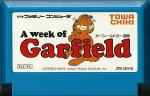 Garfield no Ichi Shūkan (A Week of Garfield) - Famicom