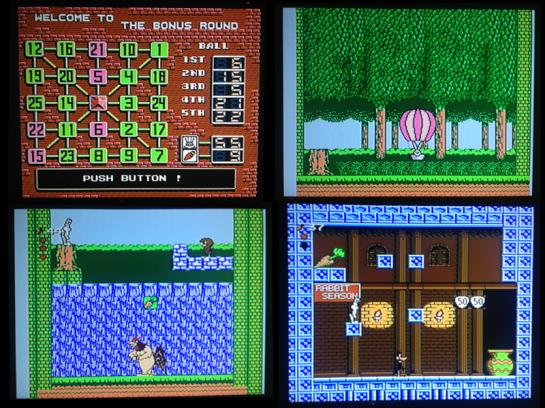 Happy Bday Bugs Bunny Famicom