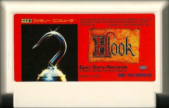 Hook - Famicom