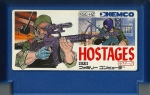 Hostages - Famicom