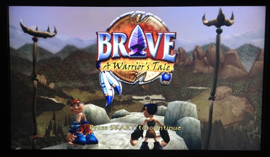 Brave a Warriors Tale